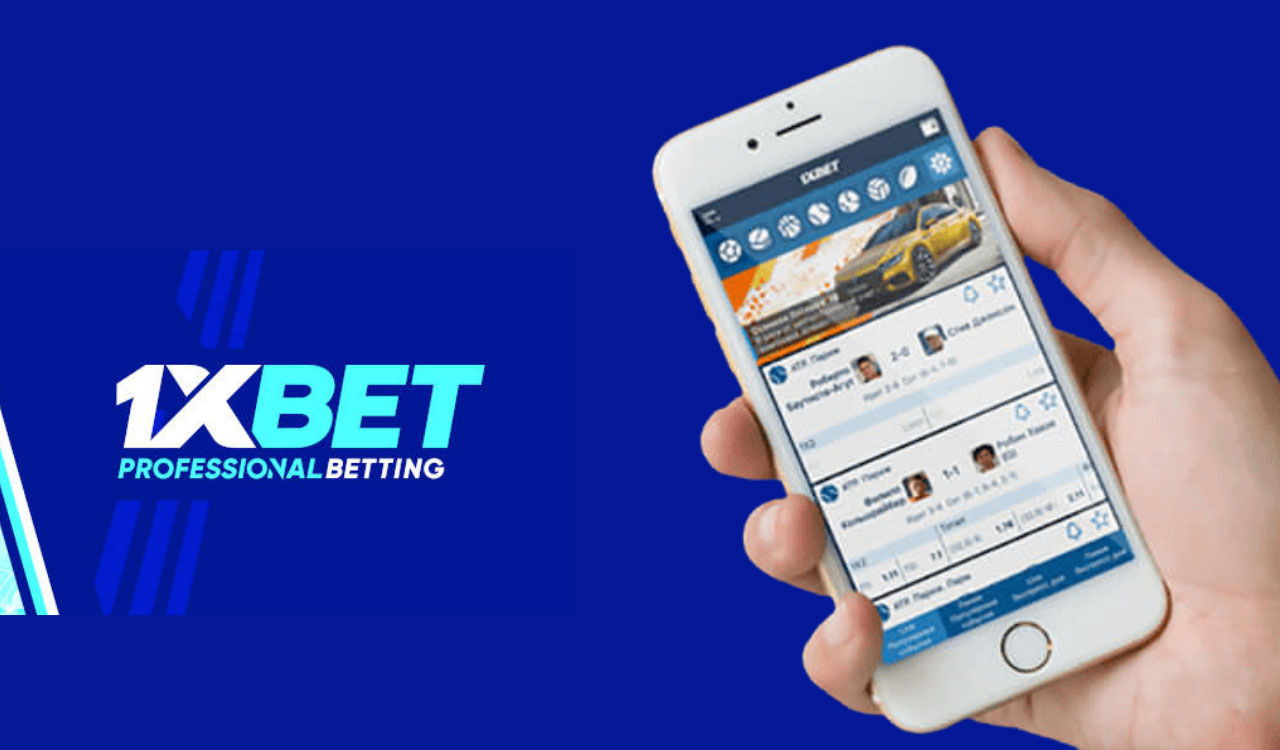 betting with 1xBet in India