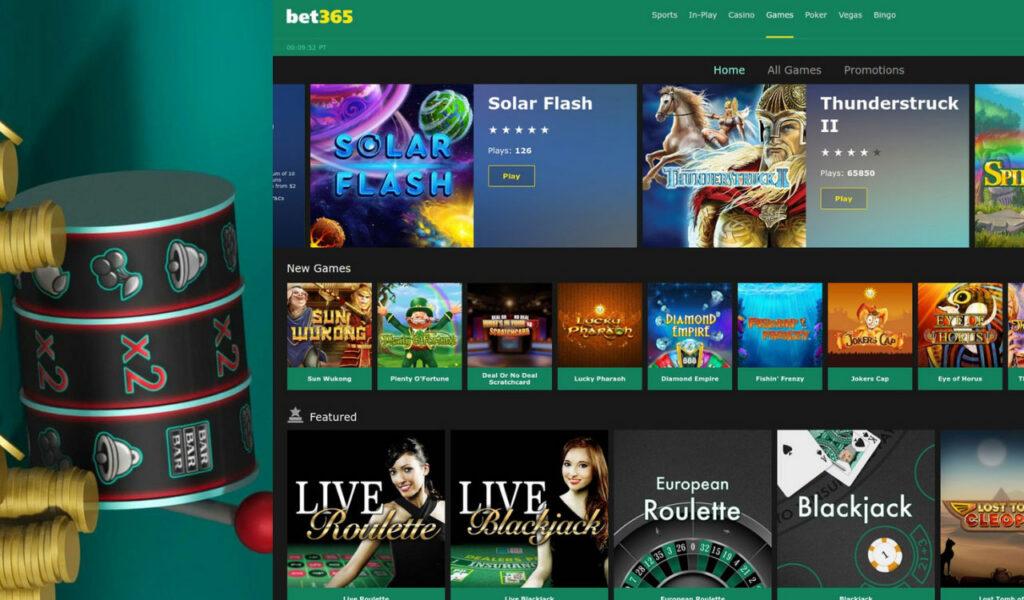 Bet365 gambling websites