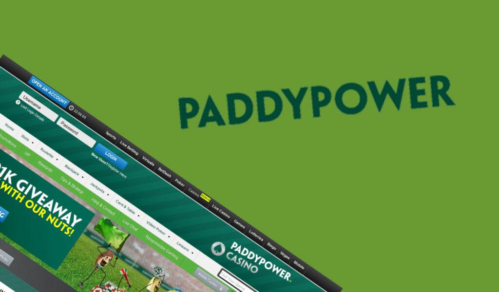 Paddy power platform
