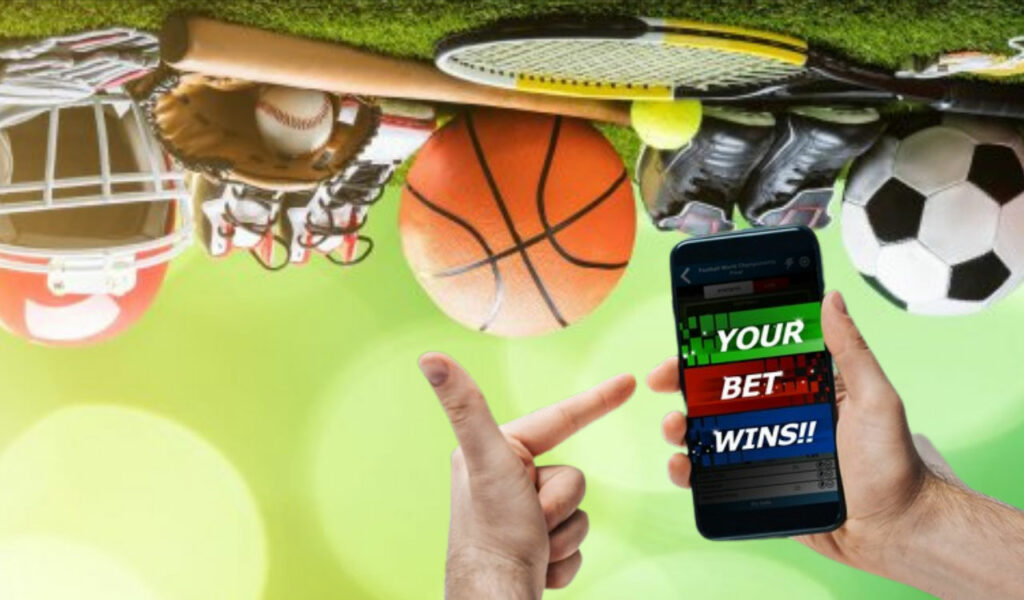 The most common types of betting on the internet are football, basketball, tennis or hockey